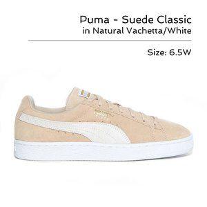 🆕Puma - Suede Classic in Natural Vachetta - 6.5W